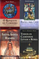 KIT - Scott Hahn (4 livros)