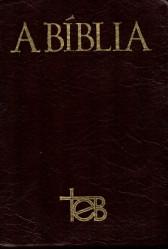 A Bíblia (TEB - Com Zíper)