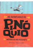 As Aventuras de Pinóquio - História de uma Marionete
