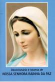Devocionário e Novena de Nossa Senhora Rainha da Paz