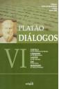 Diálogos VI - Crátilo, Cármides, Laques, Ion, Menexeno