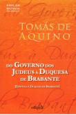 Do Governo dos Judeus à Duquesa de Brabante