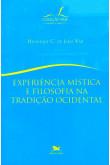 Experiência Mística e Filosofia na Tradição Ocidental
