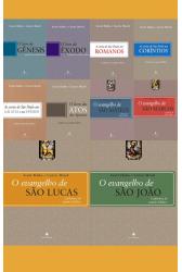 KIT - 10 Cadernos de Estudo Bíblico (Scott Hahn)