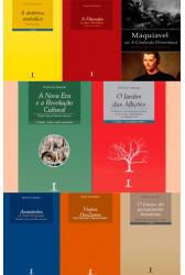 KIT - Filosofia - Olavo de Carvalho (8 LIVROS)