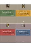 KIT - Cadernos de Estudo Bíblico (4 Evangelhos)