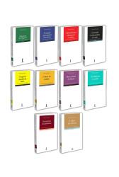 KIT - 9 livros - Cartas de um Terráqueo - Olavo de Carvalho
