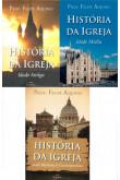 Kit História da Igreja - Prof. Felipe Aquino