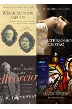 Kit - Casamento Cristão (3 livros + 1 DVD)