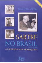 Sartre no Brasil (2ª edição) - Bilíngue