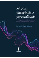 Música, inteligência e personalidade (despacho em três dias úteis)