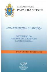 Carta apostólica - Misericordia et misera