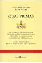 Carta Encíclica do Papa Pio XI - Quas Primas