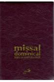 Missal Dominical (Sem zíper)